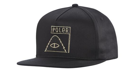 POLER Summit Snapback Cap black
